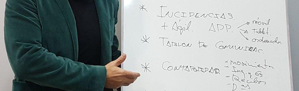 Contacto administrador de fincas en Granada